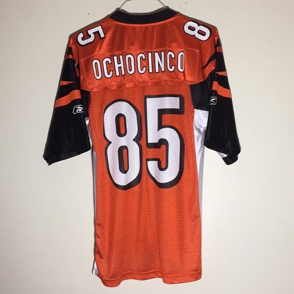 Wholesale NFL Shirts | Cincinnati Bengals Chad Johnson Ochocinco Jersey | Poshmark  hot sale